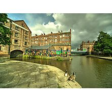 Canal House Bar  Photographic Print