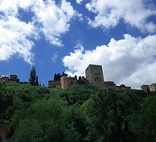 L'ALHAMBRA GRANADA by Alrescha