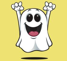 Cartoon Ghost - Happy Kids Clothes