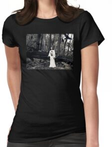 Day Dreaming Womens Fitted T-Shirt