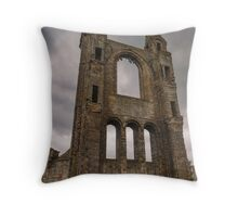 Magestic View to the Gods Throw Pillow