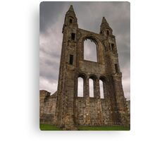 Magestic View to the Gods Canvas Print