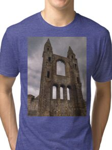 Magestic View to the Gods Tri-blend T-Shirt