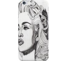 Madonna 6 iPhone Case/Skin