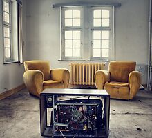 TV room by DCarlier