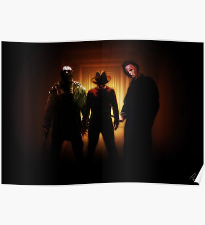 Pick your Nightmare Poster