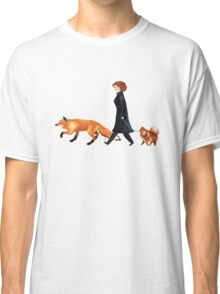 Fox & Dana Classic T-Shirt