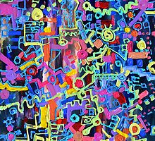Divertissment by Regina Valluzzi