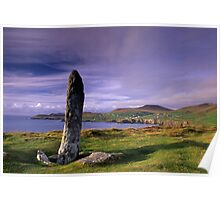 Dunmore Head looking North Poster