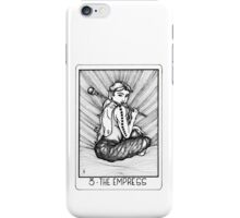 Tarot Series: The Empress iPhone Case/Skin
