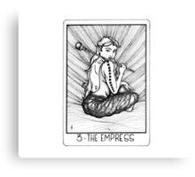 Tarot Series: The Empress Metal Print