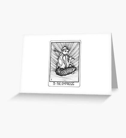 Tarot Series: The Empress Greeting Card