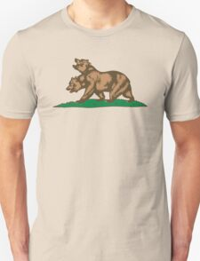 New Bears of the Californian Republic Unisex T-Shirt