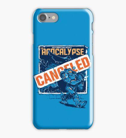 Apocalypse Canceled iPhone Case/Skin