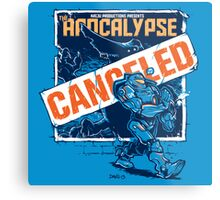 Apocalypse Canceled Metal Print