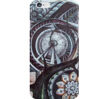 Biomechanic by artist BoLoS iPhone Case/Skin