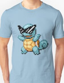 Squirtle Squad Leader T-Shirt