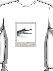 Fresh Water Crocodile Polaroid T-Shirt