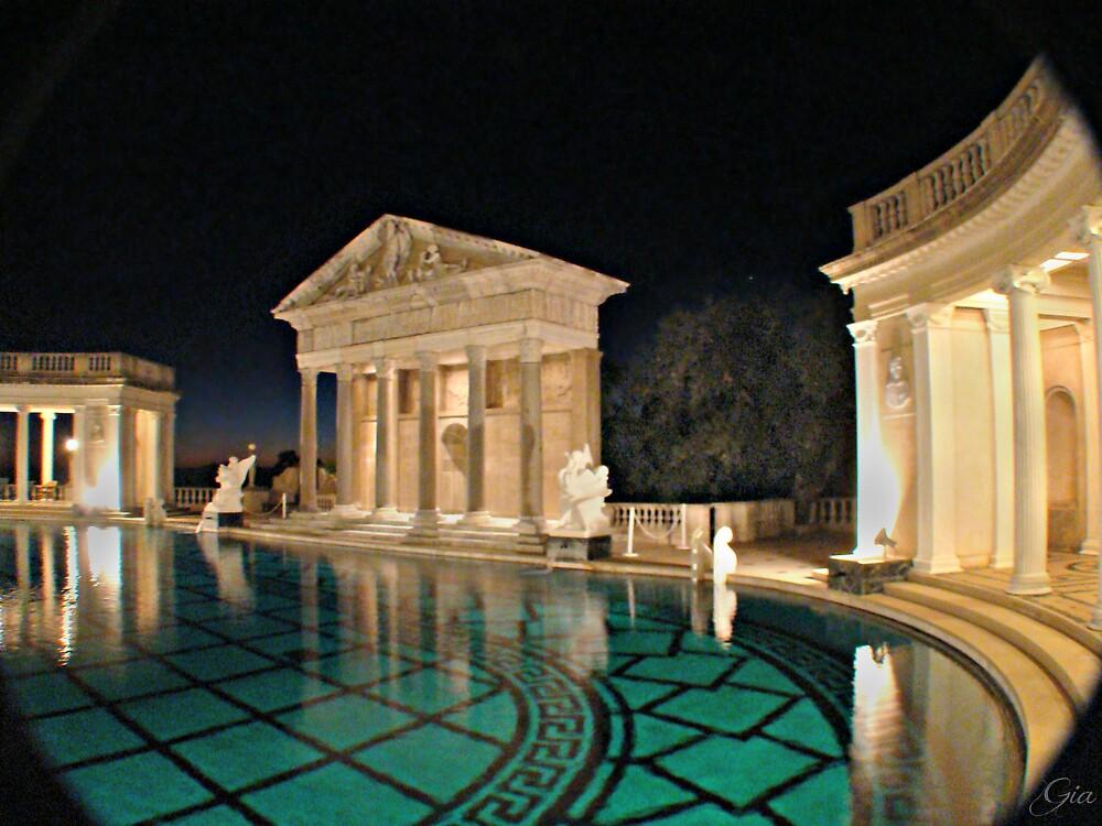 """Luxurious Evening Swim"" by Gail Jones"