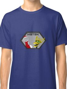 Mystery Pixel Theater 3000 Classic T-Shirt