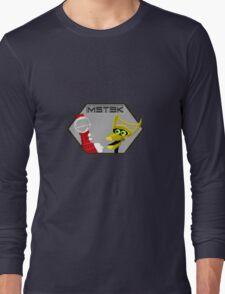 Mystery Pixel Theater 3000 Long Sleeve T-Shirt