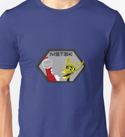 Mystery Pixel Theater 3000 Unisex T-Shirt