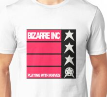 Playing with knives Unisex T-Shirt