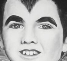 Eddie Rose Munster  Sticker