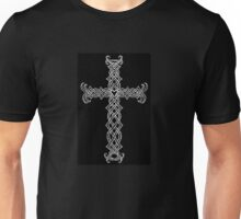 Knotwork Cross Unisex T-Shirt
