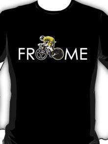 Chris Froome Tour de France 100th Winner 2013 T-Shirt