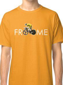 Chris Froome Tour de France 100th Winner 2013 Classic T-Shirt