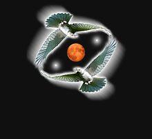 white ravens harvest moon Unisex T-Shirt