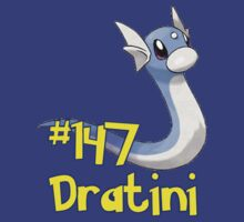 Dratini #147 by Stephen Dwyer