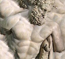 pbbyc - Weary Herakles by pbbyc