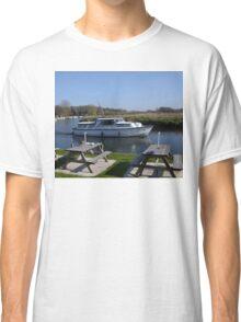 Norfolk Broads Cruiser Classic T-Shirt