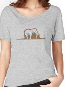 The Little Prince - Boa Constrictor Digesting an Elephant Women's Relaxed Fit T-Shirt