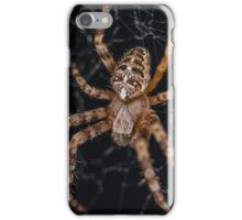 Creepy Spider iPhone Case iPhone Case/Skin
