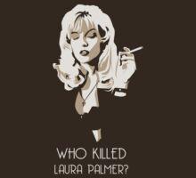 Twin Peaks - Laura Palmer by Kodi  Sershon