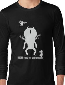 Adventure Time - It Came from the Nightosphere Long Sleeve T-Shirt