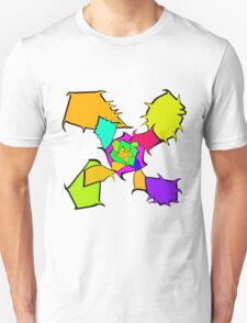 Squiggled  T-Shirt