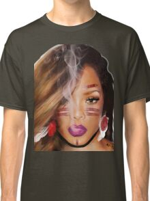 Native Rihanna  Classic T-Shirt