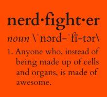 Nerdfighter? Kids Clothes