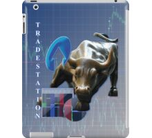 Tradestation iPad Case/Skin