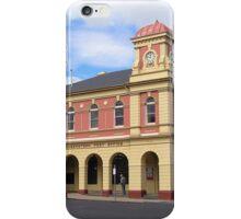 Queenstown Post Office iPhone Case/Skin