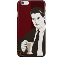 Twin Peaks - Dale Cooper iPhone Case/Skin