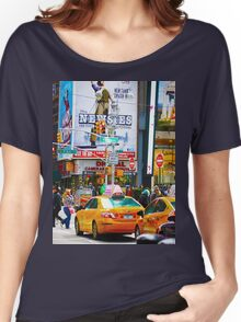 New York Women's Relaxed Fit T-Shirt