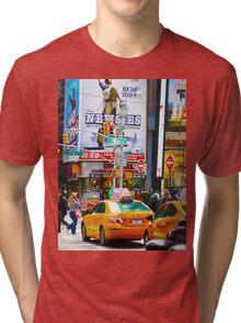 New York Tri-blend T-Shirt
