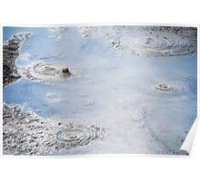 mud pool Poster
