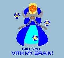 Awesomenauts - Voltar the Omniscient (BLUE) Unisex T-Shirt