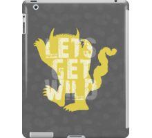 Let's Get Wild iPad Case/Skin